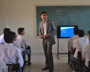 Govt Collage Man Nazmabad Marketing Campaign 22-03-2016 (7)